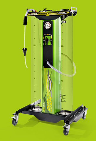Flash Cooling® station FC1515
