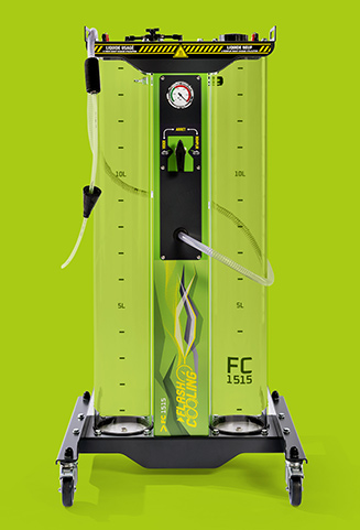 Flash Cooling® station FC1515 - front view