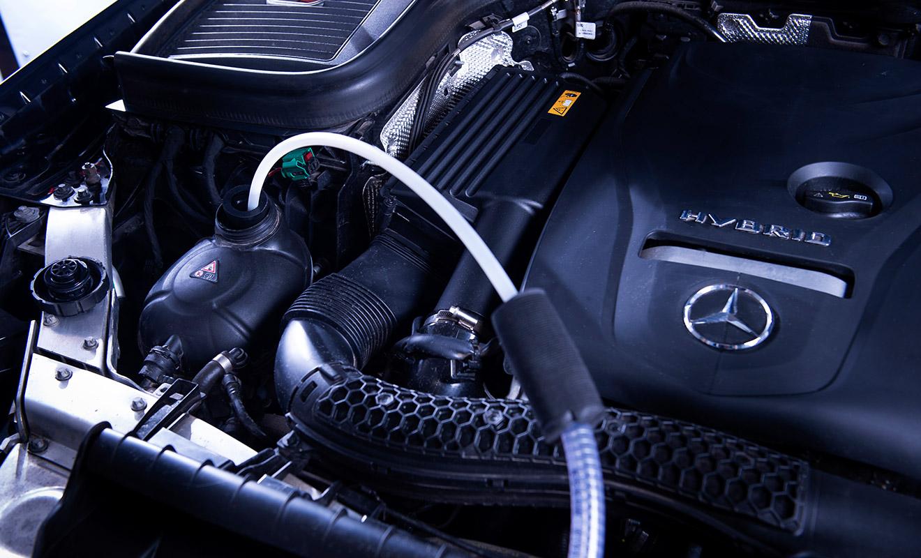 Moteur Flash Cooling